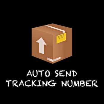 Waruga Auto Send Tracking Number