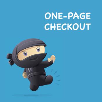 Waruga One Page Checkout