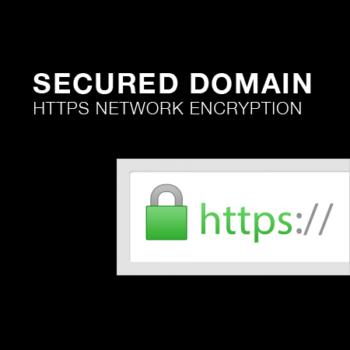 Waruga Secured Domain (HTTPS - Network Encryption)