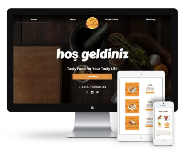 Website Simple Start